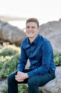 Tanner Kufchak, REALTOR® - Notary Public in Santa Cruz, David Lyng Real Estate
