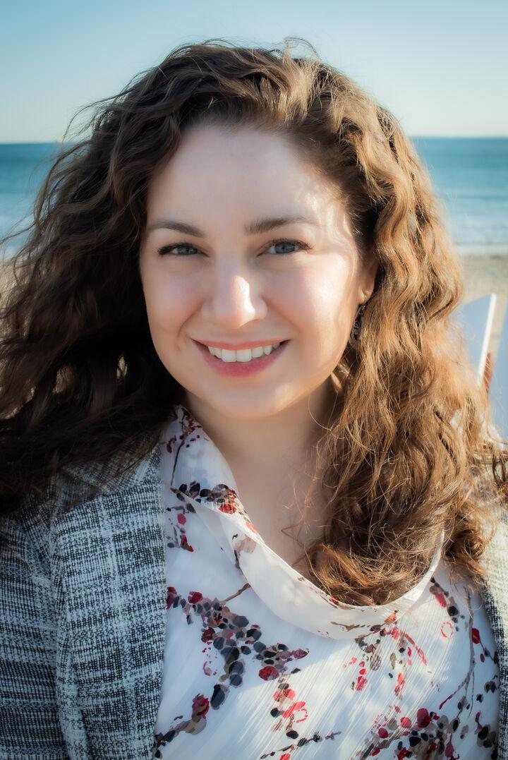 Natalia Falcone, Sales Associate in Narragansett, Mott & Chace Sotheby's International Realty