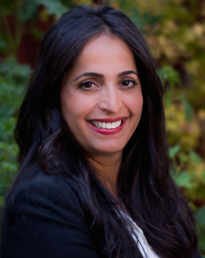 Sheila Santwani,  in San Jose, Sereno
