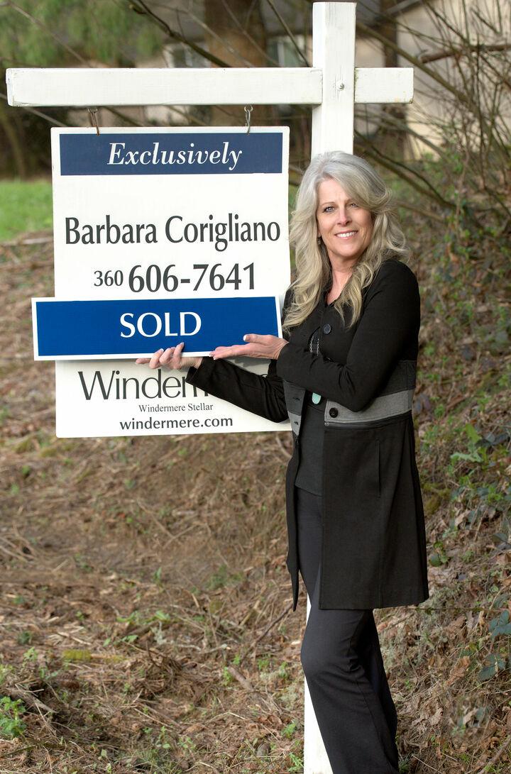 Barbara Corigliano,  in Vancouver, Windermere